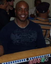 Barry Bonds, Charity Poker Tournament