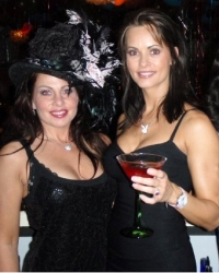 Karen McDougal, Celebrity Casino Night in Scottsdale