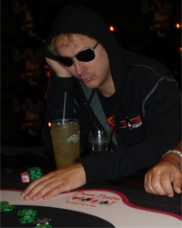 Phil Laak Scottsdale Charity Poker Tournament