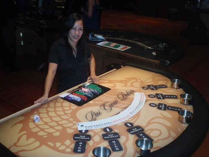 Arizona casino equipment rentals