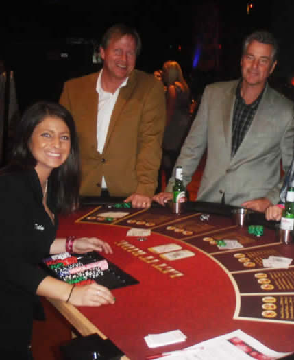 Hiring casino equipment anti gambling organizations