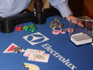Electrolux Blackjack table