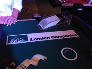 Londen Companies Blackjack Table
